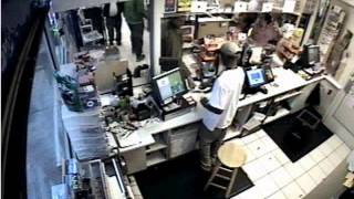 """Jared Chase of the """"NATO 3"""" Purchases Gasoline for Molotov Cocktail (2/3)"""