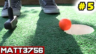 Let's Play Mini Golf For Real - Castle Course