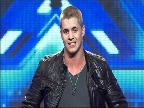 Johnny Ruffo - The X Factor Australia 2011 Audition
