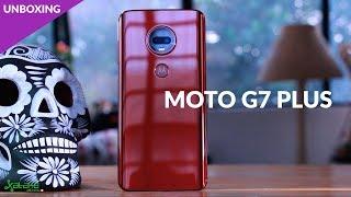 Moto G7 Plus, UNBOXING en México y prueba de la DOBLE CÁMARA