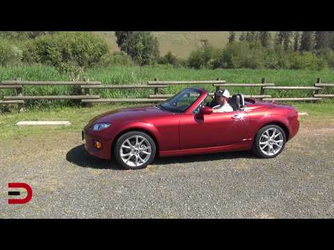 2014 Mazda MX-5 Miata DETAILED Review on Everyman Driver
