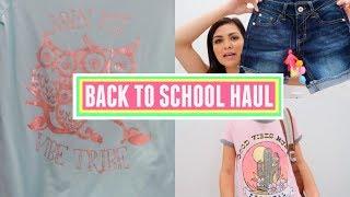 BACK TO SCHOOL HAUL \\ SHOPPING VLOG 2018 \\ Style Mom XO
