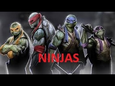 Jogos Marcantes 7 # Tartarugas Ninjas#Teenage Mutant Ninja Turtles