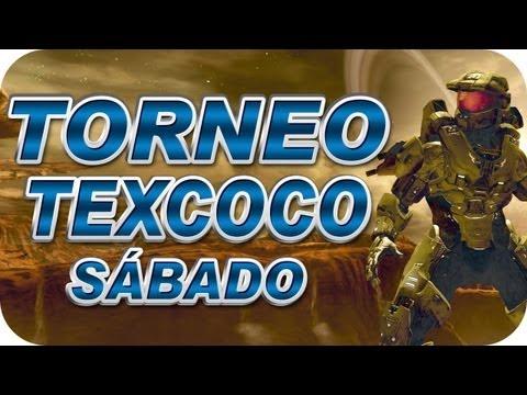 Halo 4 - Torneo Texcoco Dia: Sabado 2013