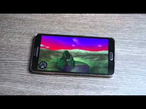 Samsung Galaxy Note 3 SM - N900 Exynos 5 Benchmarks and Hardware