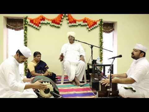 Part -6 Triad Hindu Temple Marathi Abhang Bhajan by Shri Tukaram...