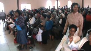 African Gospel Church Passover 2016 eNgcobo W Transkei