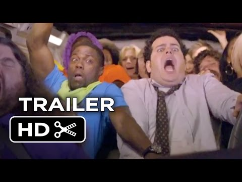 The Wedding Ringer Official Trailer #3 (2015) - Kevin Hart, Josh Gad Comedy Movie HD