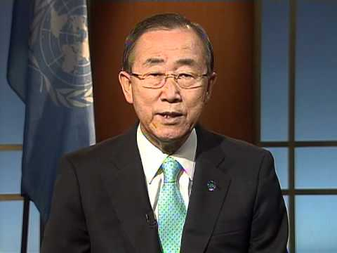 Libya Election, UN Secretary-General Ban Ki-moon message (English)
