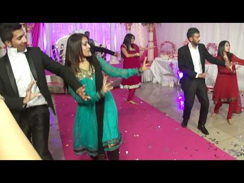 Marjaani & Chammak Challo dance  - Brinda Mavu Amran Abi Matu...
