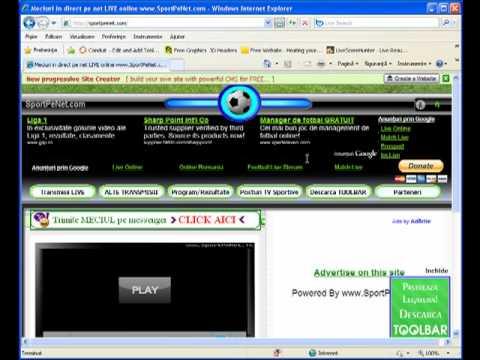 Tutorial instalare sopcast www.SportPeNet.com
