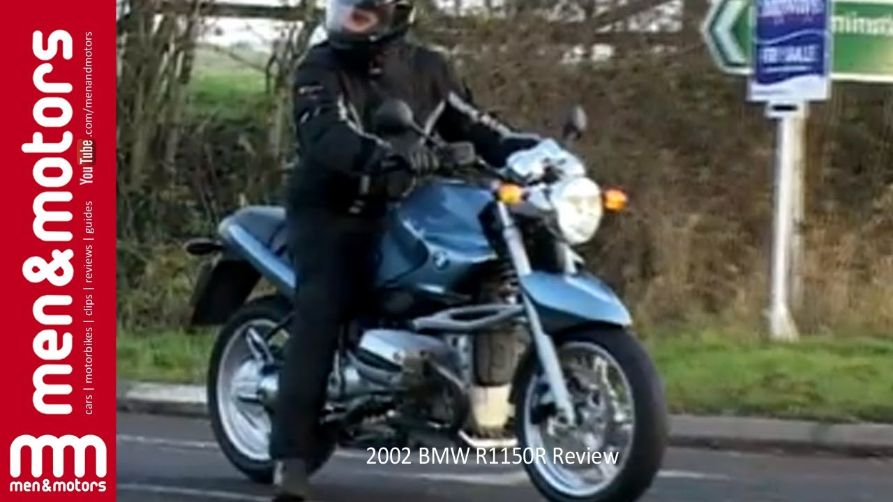 2002 Bmw R1150r Review Youtube