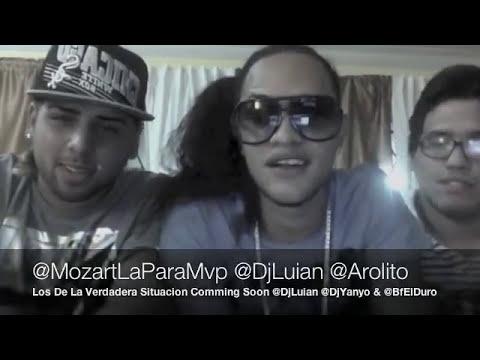 Mozart La Para - Freestyle 2012