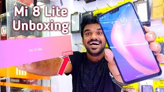 Hindi | Xiaomi Mi 8 Lite (Youth edition) Unboxing. Available In Dubai