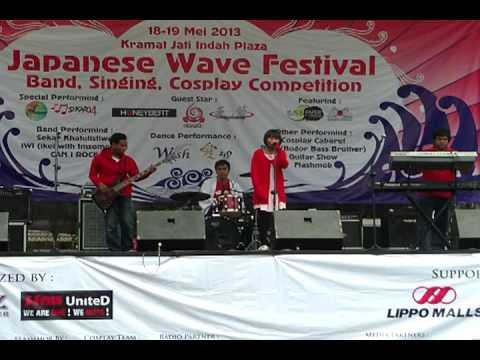 Akairo - Itsudate Bokura wa (Ikimonogakari cover) @ Japanese Wave Festival KJI
