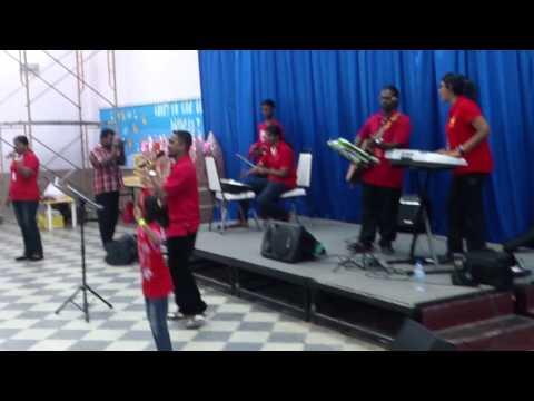 Cross Culture Tamil Service(childrens camp)