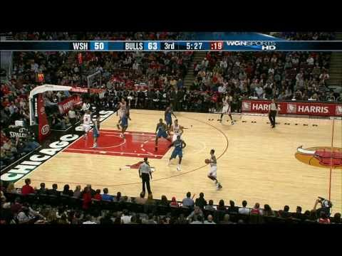 Derrick Rose's Top 10 Plays of the 2011 Season