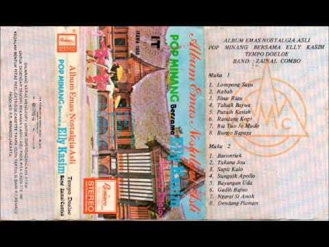 Album Emas Nostalgia Asli Pop Minang Bersama Elly Kasim  Muka 1 # 02  Rabab video
