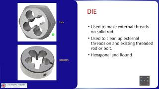 Taps and Dies PowerPoint Video