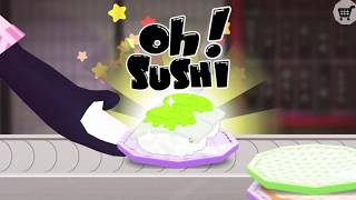 Fun Baby Care Game - TO FU Oh!SUSHI By SMARTEDUCATION - Games for Kids