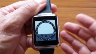 7. TouchOne smart watch phone keyboard installed