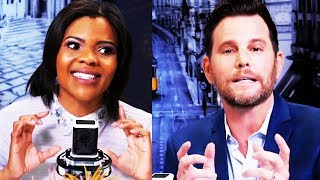 Cringe-Inducing Candace Owens Dave Rubin Interview is Self Parody