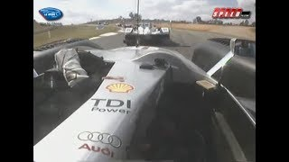 Allan McNish: Last to First at Petit Le Mans 2008, PT1