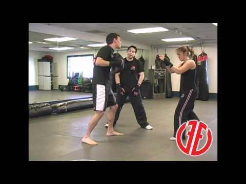 Krav Maga: Front Groin Kick: How To Fight, Real Self Defense Techniques Image 1