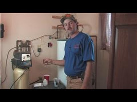 Water Softeners How To Maintain A Water Softener Youtube