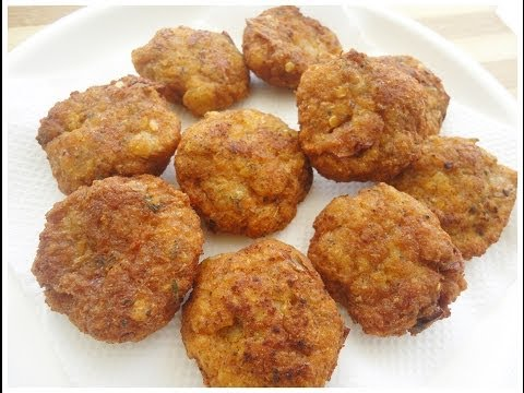 Chemmeen Vada (Kerala Style Prawn Cutlet)- chinnuz I Love My...
