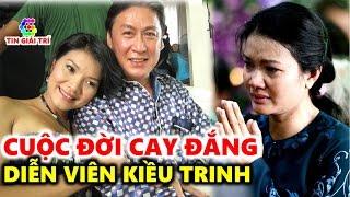 Chồng diễn viên Kiều Trinh là ai? - TIN GIẢI TRÍ