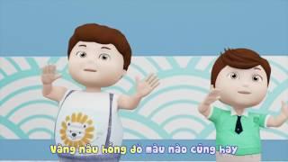 """Phim Hoạt Hình cho bé - Khôn Lớn Mỗi Ngày: Tập 22 """"Vì sao bầu trời có màu xanh"""""""