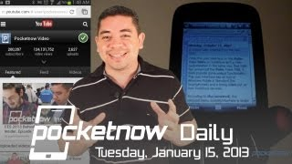 Cheap iPhone 6 Rumors, Sony Xperia Tablet Z Leaks, Android 4.2.2 Details & More - Pocketnow Daily
