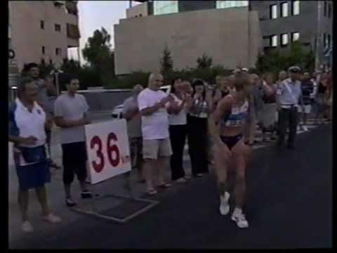 Paula Radcliffe Olympic Nightmares