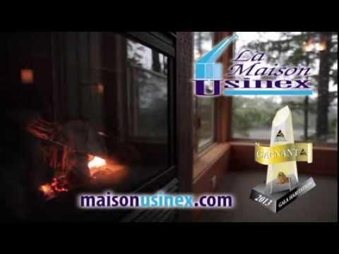 Votre mieux tre au meilleur prix youtube for Maison usinex