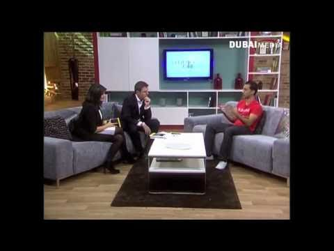 Best Motivational Speaker Asia Interviewed on Dubai One Studio One - The Man Inspiring Millions