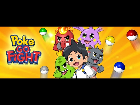 Poke Go Fight APK Cover