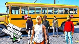 BAD KIDS ON THE BLOCK 6 (GTA 5 SKIT)