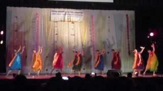 Durga puja 2016 Baul folk