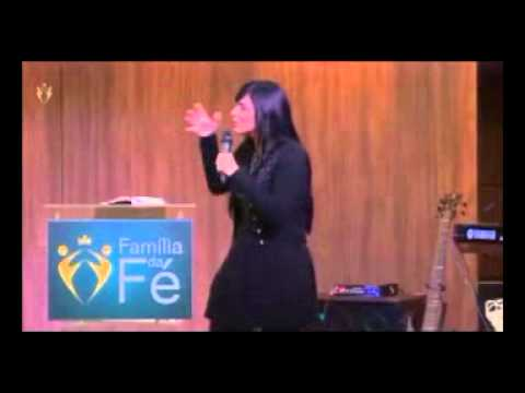 Pregação Fernanda Brum ''o Poder Da Amizade'' video