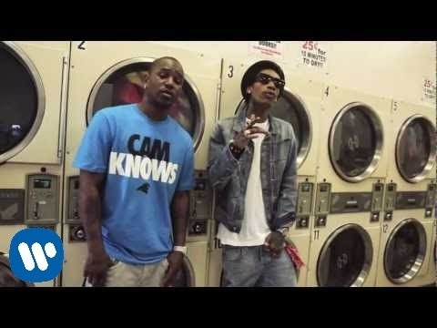 Wiz Khalifa - The Bluff ft. Cam'ron [Official Video]
