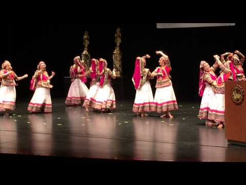Fogana 2014 1st Place Adult Garba Cincinnati video