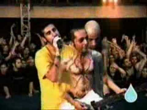 Richard Cheese - Chop Suey! (System of a Down Video)