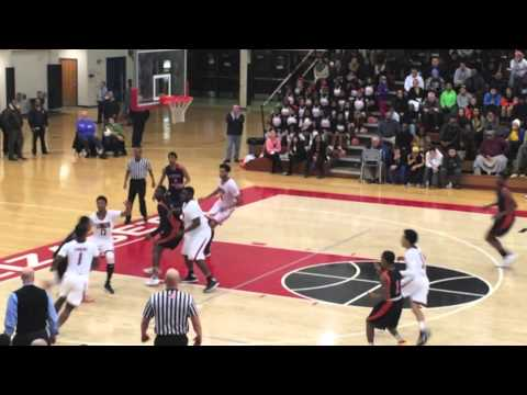 Here are highlights of the action in the 2014 Group IV state semifinal between Paterson Kennedy and Linden at the Dunn Center in Elizabeth. In a game that sa...