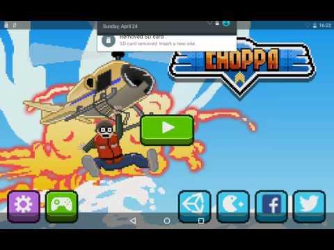 Choppa - Android gameplay GamePlayTV