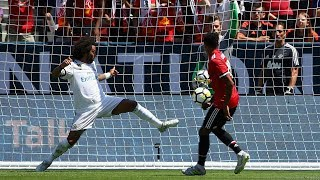 Real Madrid vs Manchester United Full Match HD UEFA SuperCup 2017