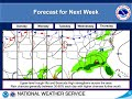 NWS Atlanta - Weekly Weather Briefing - August 20th, 2020