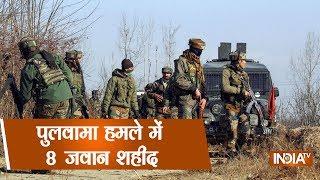 8 CRPF Jawans Injured In Pulwama After IED Blasts, Gunshots Fired