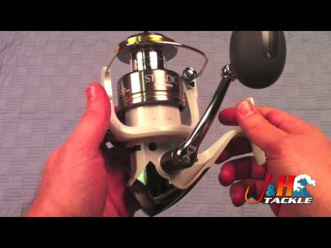 Shimano Stradic ST8000FJ Spinning Reel - J&H Tackle