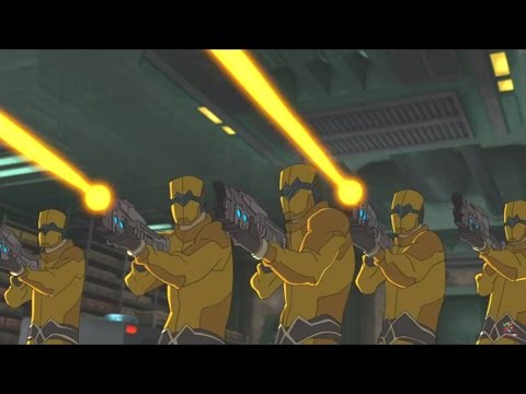 "Команда ""Мстители"" - Исход - Сезон 1, Серия 25 | Marvel"